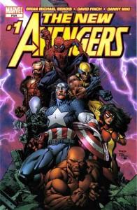 New Avengers #1 (January 2005)