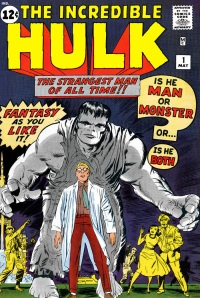 Hulk #1 Cover