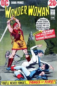 Wonder Woman #202