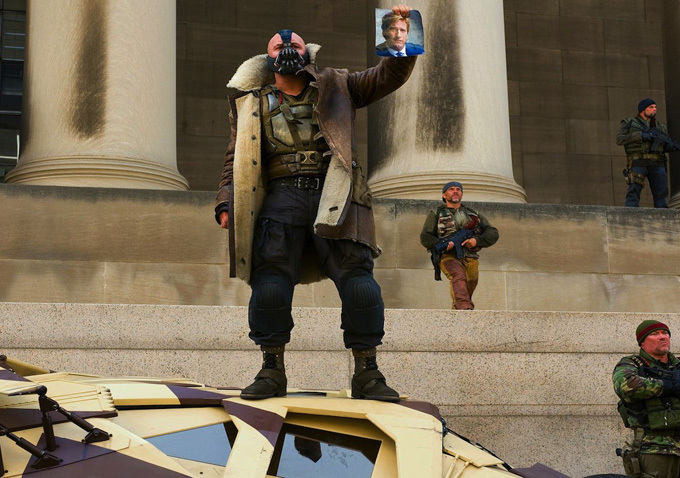 Bane on Wall Street