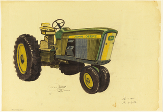 Design for a Tractor