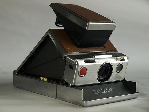 Polaroid Model 100
