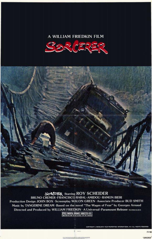 Sorcerer William Friedkin Film 70s Movie Fan T Shirt