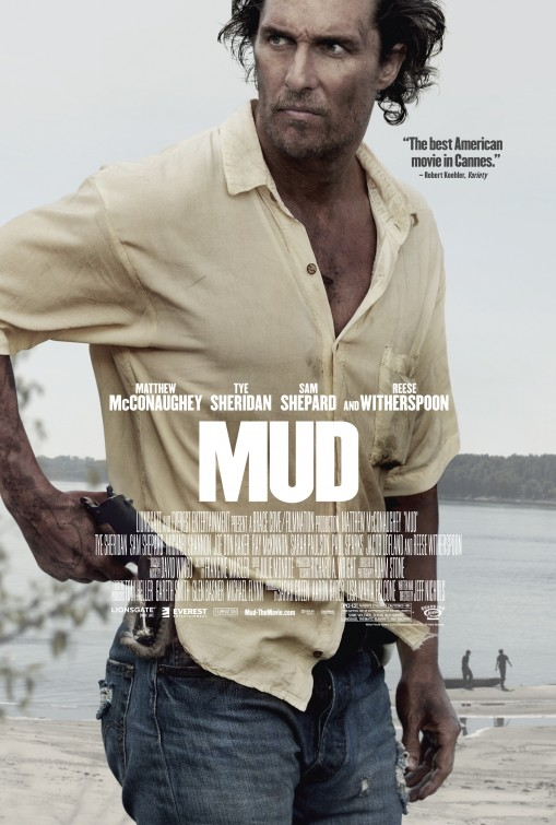 Mud Theatrical Poster