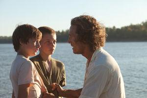 Matthew McConaughey, Tye Sharidan & Jacob Loftland