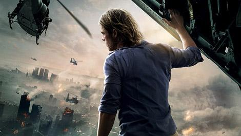 Brad Pitt - War World Z