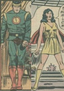 Jor-El and Lara from Action Comics #500