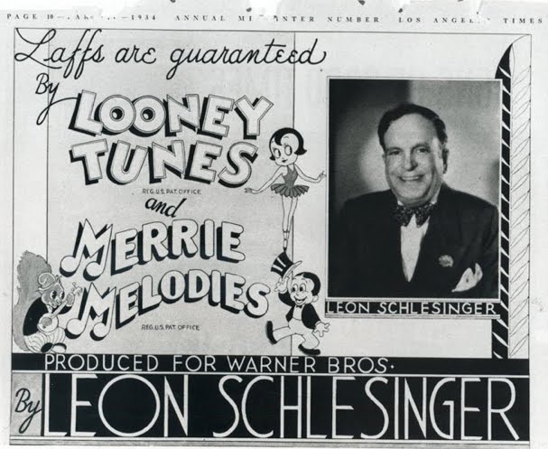 Leon Schlesinger circa 1934