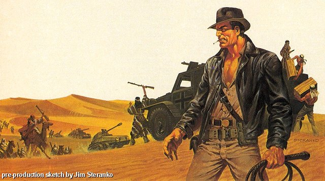 Indy by Steranko