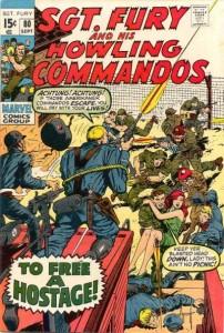 Sgt Fury #80