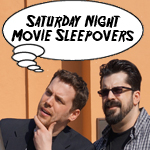 Dion & J. Blake of Saturday Night Movie Sleepovers