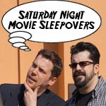 Dion & J. Blake of Saturday Night Movie Sleepovers